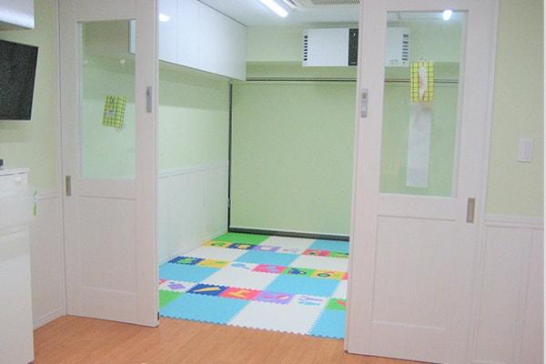 病児・病後児保育室